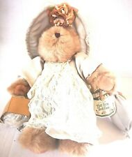 Hatbox Teddy-Victoria Hatbox Teddies Collection, Avon