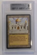 Library of Alexandria Magic The Gathering 1993 Arabian Nights BGS 9 MINT MTG