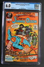 Superman's Pal Jimmy Olsen #133 KIRBY'S 4th WORLD BEGINS 1970 DC MOVIE CGC 6.0