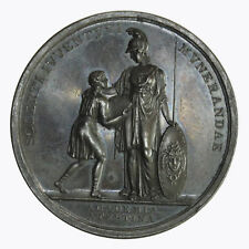 MODENA - Francesco IV Medaglia premio in bronzo  ACADEMIA ATESTINA - Eccezionale