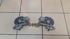 2004 Peugeot 407  Front left+right Side Wiper Motor With Linkage 0390241722 / 1