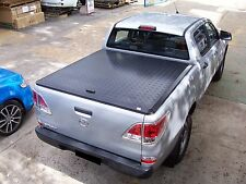 EGR Loadshield Alloy Hard Ute Lid for 2012+ Mazda BT-50 Dual Cab - Black