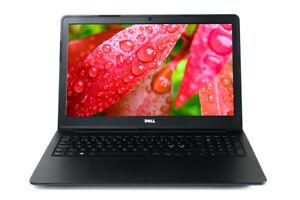 """DELL Latitude 3550 Laptop 15.6""""(1366x768)/i3-4005U/4GB DDR3/500GB HDD (Gr.A)"""