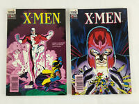 X-Men N º 6 y 7 1991 1992 VF Semic y Supervisión