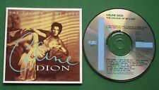 Celine Dion The Colour Of My Love inc Think Twice / Misled + CD