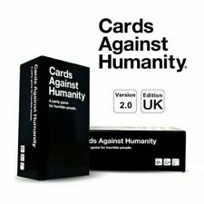 Cards Against Humanity UK V2.0 Latest Edition New cards UK FREE shipping NEW