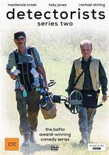 Detectorists : Series 2 (DVD, 2016) Mint Condition