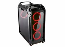 COUGAR PANZER-EVO Tempered Glass E-ATX Gaming Tower - Headset Hook Handles [3]