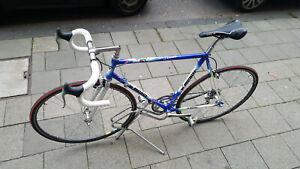 Rennrad M Menet Mango Team Stahl Rahmen Gr 55 cm