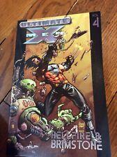 Ultimate X-men volume 4 Hellfire & Brimstone trade paperback