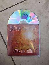 Crystal Fighters Star Of Love Promo CD 2010 Zirkulo