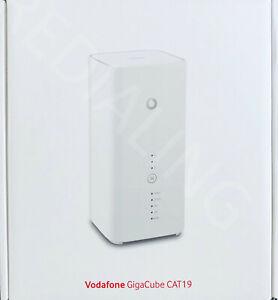 Huawei B818-263 Vodafone GigaCube CAT. 19 1,6 Gbit/s WLAN + LTE TS-9 Anschluss
