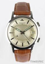 Jaeger-LeCoultre Memovox Alarm Men's Vintage Automatic Stainless Steel