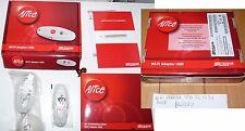9raf0 ALICE WI-FI ADAPTER USB TG123G CHIAVETTA thomson SCHEDA WIFI NUOVO 9raf0