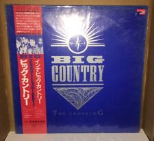 Big Country - The Crossing W/OBI