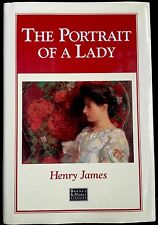 THE PORTRAIT OF A LADY by Henry James ~ HCDJ Barnes & Nobles Book