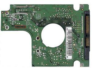 SATA PCB Controllore per WD3200BMVV-11A1CS0 Elettronica 2060-771672-004
