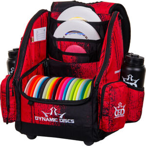 **NEW** Dynamic Discs Combat Commander Disc Golf Backpack Bag **Choose Color**