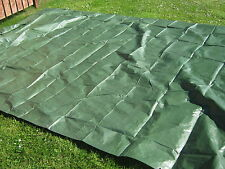 Tarpaulin In Olive Green Strong And Waterproof 3m x 5m