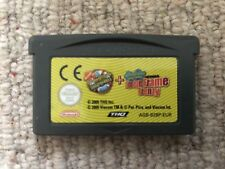 Spongebob Movie & Freeze Frame Frenzy Double Pack-Cart only GAME BOY GBA
