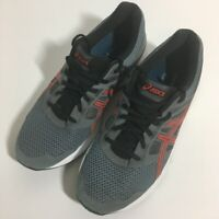 ASICS Mens GEL-Contend 5 Running Shoes Gray 1011A256 Lace Up Low Top Mesh 8 M