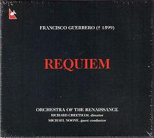 Francisco GUERRERO 1528-1599 Requiem MICHAEL NOONE Glossa CD 1999 Josep Cabré
