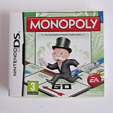 Nintendo DS game Monopoly
