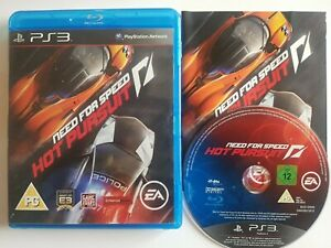 Need for Speed: Hot Pursuit (Sony PlayStation 3, 2010)