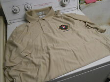 Army Navy & Airforce Veterans in Canada Unit # 298 Embroidered Polo Style Shirt