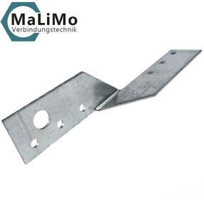 MaLiMo Sparrenpfettenanker Universal verzinkt Pfettenanker Holzverbinder