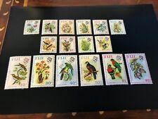 Fiji Scott 305-320 Mint OG CV $39.45