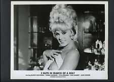 MAMIE VAN DOREN EXPOSES HER NIPPLE - CHEESECAKE -1964 3 NUTS IN SEARCH OF A BOLT