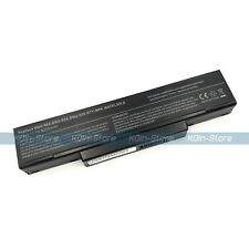 Battery for MSI CR400X CX420 EX400 GX400 SQU-528 SQU-529 SQU-524 BTY-M66 SQU-718
