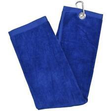 Longridge Luxury Tri Fold Golf Towel and clip