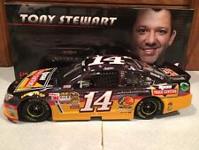 2014 Action Tony Stewart #14 Rush Truck Centers 1/24 Color Chrome 1 of 504
