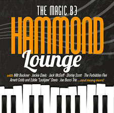 CD The Magic B3 Hammond Lounge d'Artistes divers 2CDs
