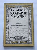 National Geographic Magazine - July 1925 - Rediscovering The Rhine