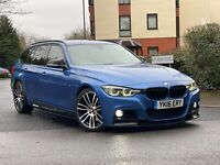 BMW 335D XDRIVE 2016 TOURING M PERFORMANCE HPI CLEAR IMMACULATE CONDITION