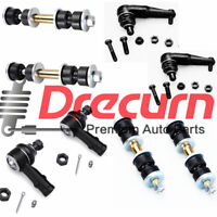 8Pcs Complete Front and Rear Suspension Kit for 1997-2003 Ford Escort