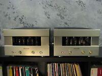 MACTONE M-8V Hi-end OTL Tube Puissance Amplificateur ASSORTI PAIRE