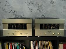 MACTONE M-8V Hi-end OTL Tube Power Amplifier MATCHED PAIR