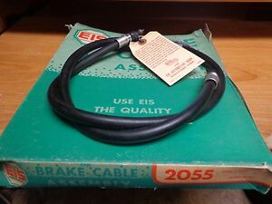 NOS 1959 Edsel Ford Galaxie Hand Lever Parking Brake Cable