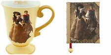 DISNEY Fairytale Couples Collection One Mug & One Journal SNOW WHITE & PRINCE