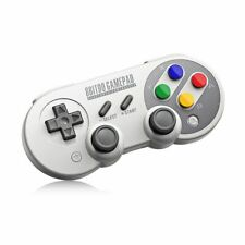 8Bitdo#SF30 Pro Wireless Bluetooth Controlle with Classic Joystick Gamepad