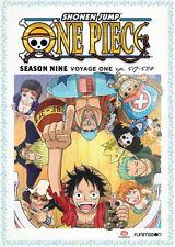 PRE ORDER: ONE PIECE: SEASON NINE VOYAGE ONE (2PC) / (2PK) - DVD - Region 1