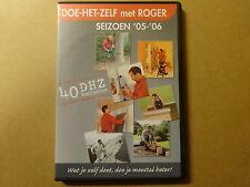 2-DISC DVD / DOE HET ZELF MET ROGER - SEIZOEN '05 - '06