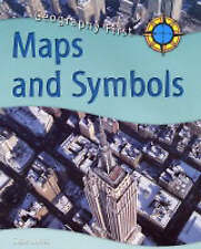 Maps and Symbols (Geography First) by Lomas, Susan