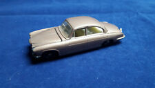 MATCHBOX LESNEY 28 C jaguar mk10 Metallic Brown Original
