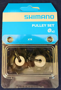 Y5VW98120 Shimano XTR 9-speed Jockey Wheels RD-M970