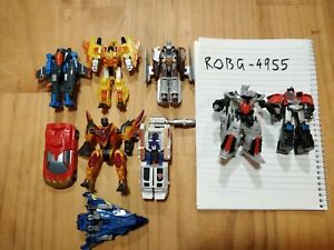 Transformers Cybertron Legends Lot